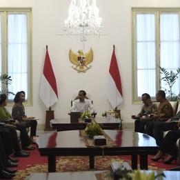 Jokowi: Komisioner KPK Harus Berkemampuan Manajerial Kuat