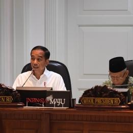 Presiden Jokowi Dorong Pemda Percepat Akses Keuangan