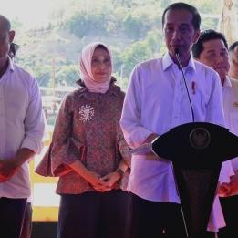 Presiden Tekankan Ketersedian Air Bersih di Labuan Bajo