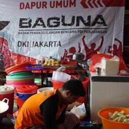 Megawati Perintahkan DPD DKI Jakarta Buka Dapur Umum