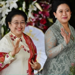 Megawati Rayakan Idul Fitri dengan Sederhana di Rumah