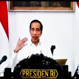 Empat Arahan Presiden Soal Protokol Tatanan Normal Baru
