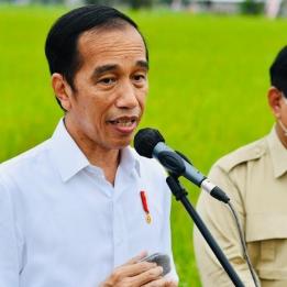 Ini Kenapa Prabowo Pimpin Pelaksanaan Lumbung Pangan