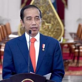Presiden Jokowi Beberkan Manfaat Bangun dari Pinggiran