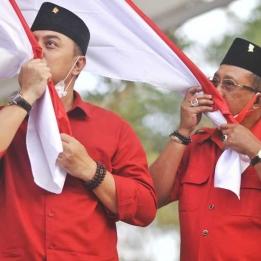 Survei SMRC : Eri-Armuji Unggul di Pilkada Surabaya