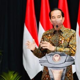 Presiden Jokowi Ingatkan Pentingnya Kemampuan Adaptasi