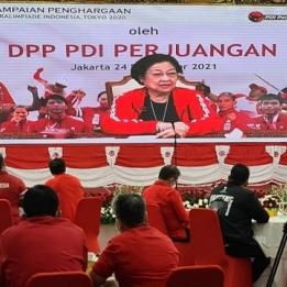 Megawati Dorong Kaum Disabilitas Dapat Akses yang Sama