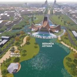 Bung Karno, Jokowi, dan Ibukota Negara Masa Depan