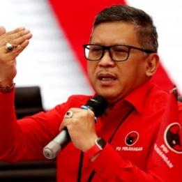 Sekjen Hasto Kristiyanto: DIPLOMASI