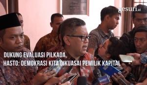 PDI Perjuangan Dukung Wacana Evaluasi Pilkada Langsung