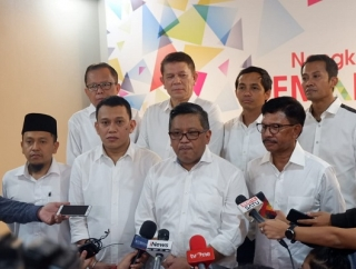 PDI Perjuangan Yakin Jokowi 1 Periode Lagi