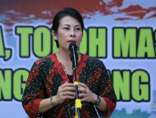 Tjhai Chui Mei Harap KTNA Bantu Kesejahteraan Petani