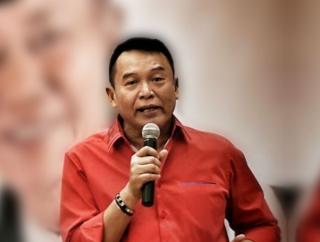 Kang Hasan Optimistis Suara PDI Perjuangan Terus Naik