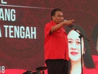 Bambang Pacul Sebut Kampanye Pilpres 2019 Belum Memanas