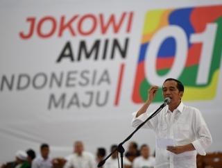 Kampanye Terbuka, Jokowi 'Peubaha' Warga Aceh