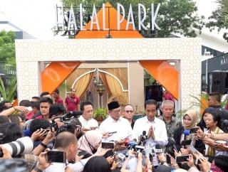 Jokowi Minta ke Raja Salman Agar Diberi 250 Ribu Kuota Haji