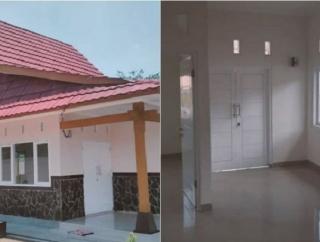 Pemerintah Tuntaskan Renovasi dan Pembangunan Rumah Zohri