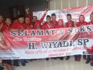 Pilkada Lampung, PDI Perjuangan-Golkar Bahas Koalisi