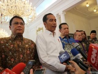 Soal Kabinet & Gerindra, Itu Sepenuhnya Urusan Jokowi