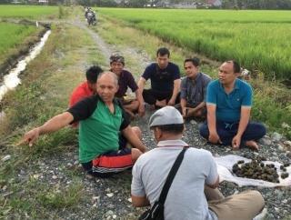 Peduli Warga, Bupati Bangli Kunjungi Transmigran di Sulsel