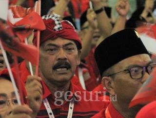 Rudy Minta DPP Konsisten dengan Peraturan Partai