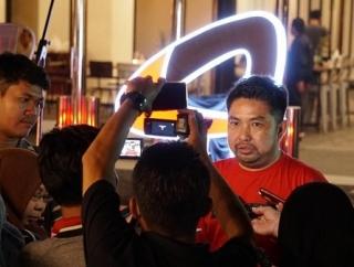 Wakil Ketua DPRD Kalsel Luncurkan Aplikasi Amnesia