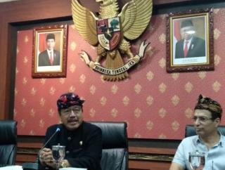"""Cok Ace Ingin Jadikan Bali """"Pulau Taman"""""""