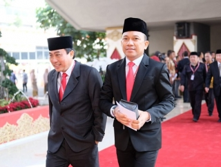 Kisah Ansy Lema Dukung Pertanian Organik NTT