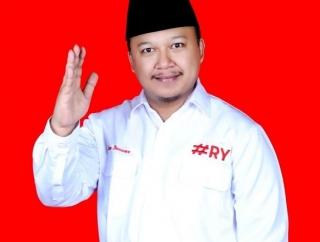 Reno Yanuar Calon Tunggal DPD PDI Perjuangan Banten