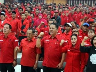 PDI Perjuangan Surabaya Fokus Garap Mesin Politik Pilkada