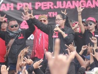 Pilkada, My Esti Ajak Kader PDI Perjuangan DIY Bersatu