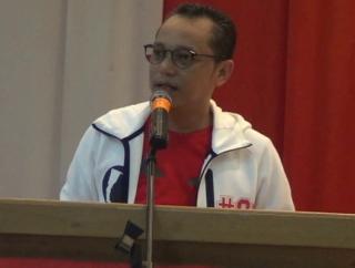 Sikap ICW Akan Kasus Korupsi Bupati Bengkalis Dipertanyakan