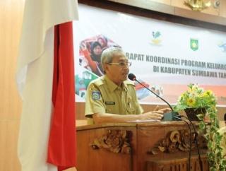 Pilkada Sumbawa, Husni Djibril Yakin Didukung PDI Perjuangan