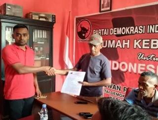 PDI Perjuangan Bursel Tak Rekomendasikan Safitri Soulisa