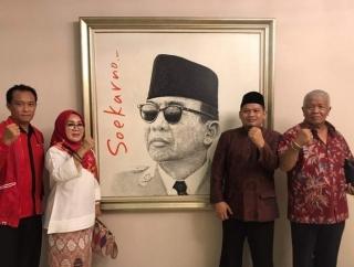 Diusung DPP, Selly-Abdul Optimistis Tatap Pilkada Mataram