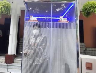 Deddy Batalkan Pengiriman Bilik Sterilisasi ke Kaltara