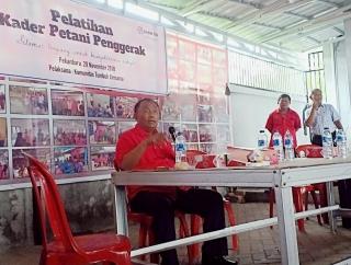 Effendi Gandeng Kementan Salurkan Bantuan Pangan