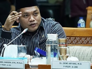 Gus Nabil Puji Presiden Jokowi Tunjuk Mahfud MD