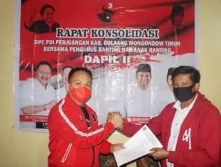Banteng Boltim Berkomitmen Menangkan SB-RG & OD-SK