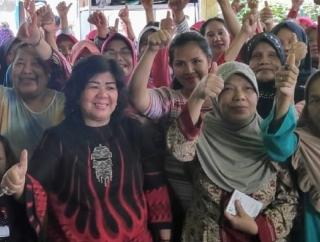 Atty Ungkap Banpres UMKM Bermanfaat Bagi Warga Bogor