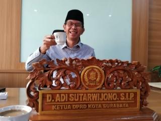 Adi Luruskan Kewenangan Satpol PP Kota Surabaya