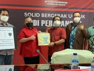 Keempat Kalinya, Banteng DKI Bantu APD ke RS Islam Jakarta