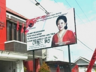 Perusakan Baliho Puan, Basarah: Kader Jangan Terprovokasi !