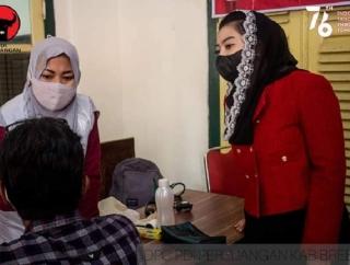 Banteng Brebes Vaksinasi, Paramitha: Kita Bantu Pemerintah!