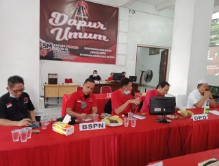 Rapidin Intruksikan BSPN Daerah Segera Rapatkan Barisan