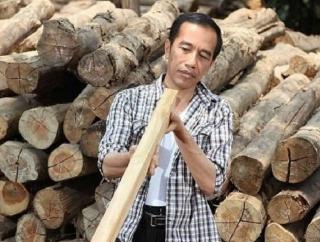 Adian Ungkap Masa Lalu Jokowi Saat Jadi Tukang Kayu