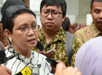 Indonesia Minta China Dukung Kemerdekaan Palestina