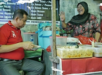 Rakor Partai di Kaltim, Safaruddin: Kalau Bisa 90% Kursi