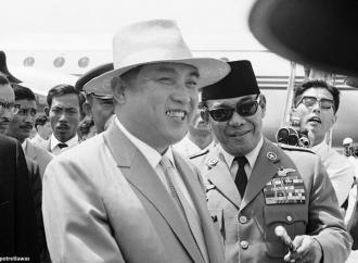 Pertemuan Kim-Trump Ingatkan Akrabnya Bung Karno-Kim Il Sung