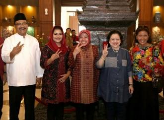 Kamis Depan, Megawati Jadi Jurkam Gus Ipul-Puti di Madiun